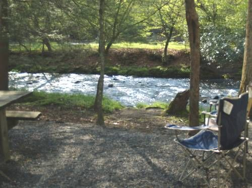 Smoky Mtn National Park Camping Review Of Smokemont