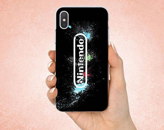 best cheap 28528 d35a5 Nintendo Samsung case Nintendo Iphone X case iPhone 8 case Google ...