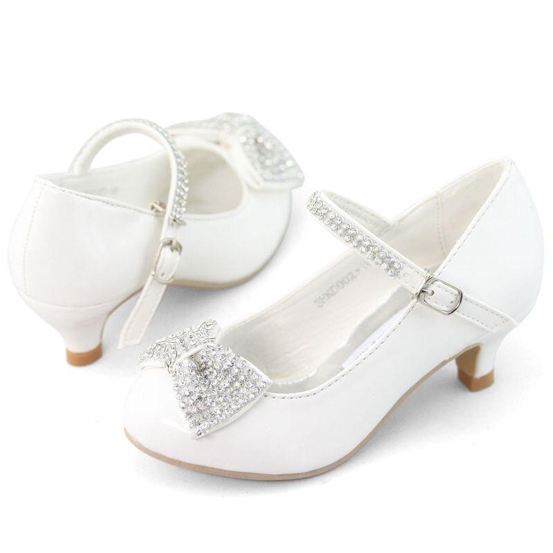 Flower girls shoes wedding pinterest flower girl for Girls dress shoes for wedding