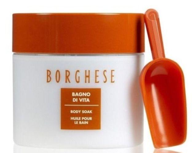 Bagno Vita ~ Borghese bagno di vita body soak skin hydrotherapy 7 oz 200g nib