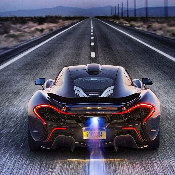 Wallpaper Treasure Who Invented The Automobile: McLaren P1. Love This Car. It's Like Art And Science
