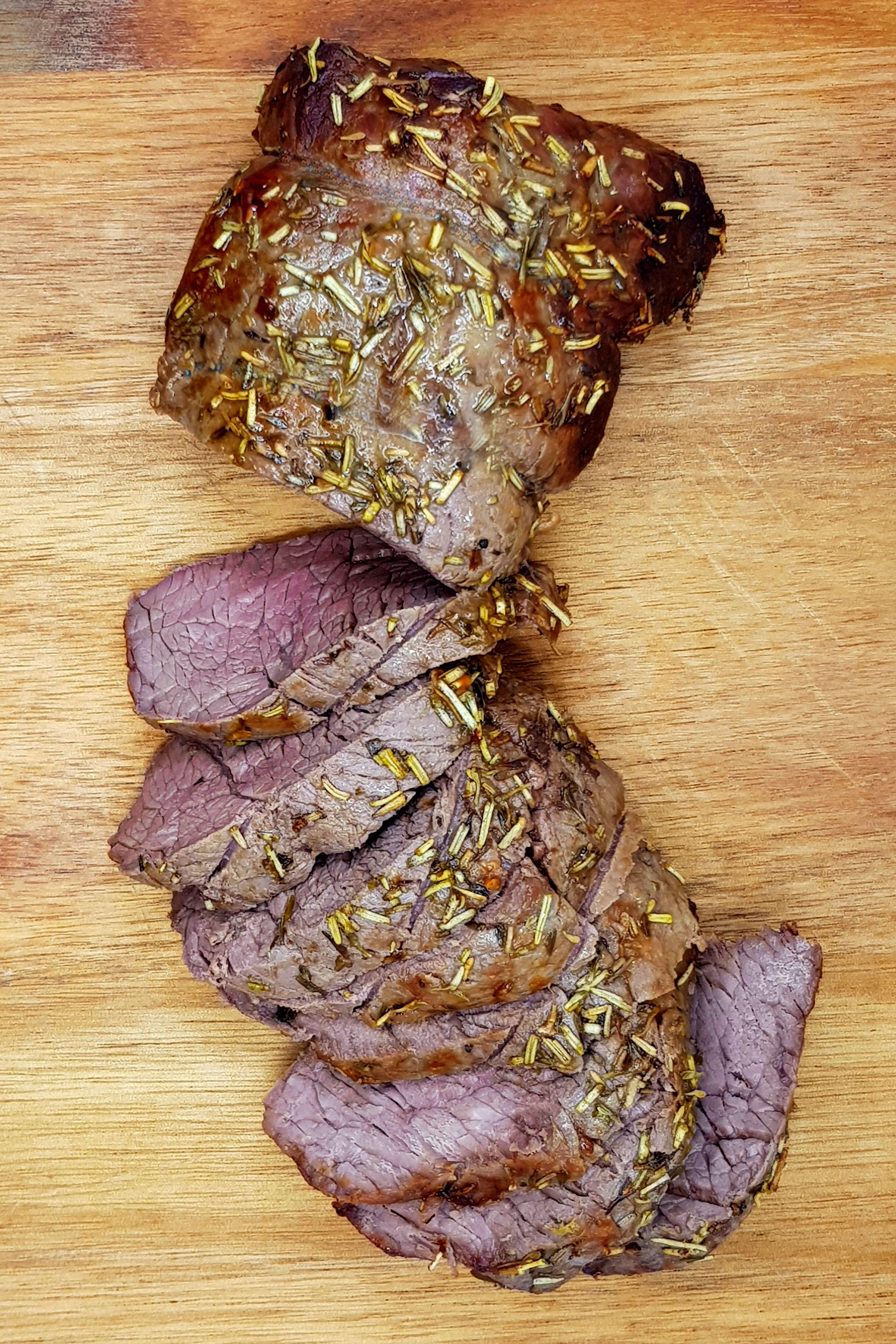 Air Fryer Roast Beef Recipe Air fryer, Roast beef, Fryer