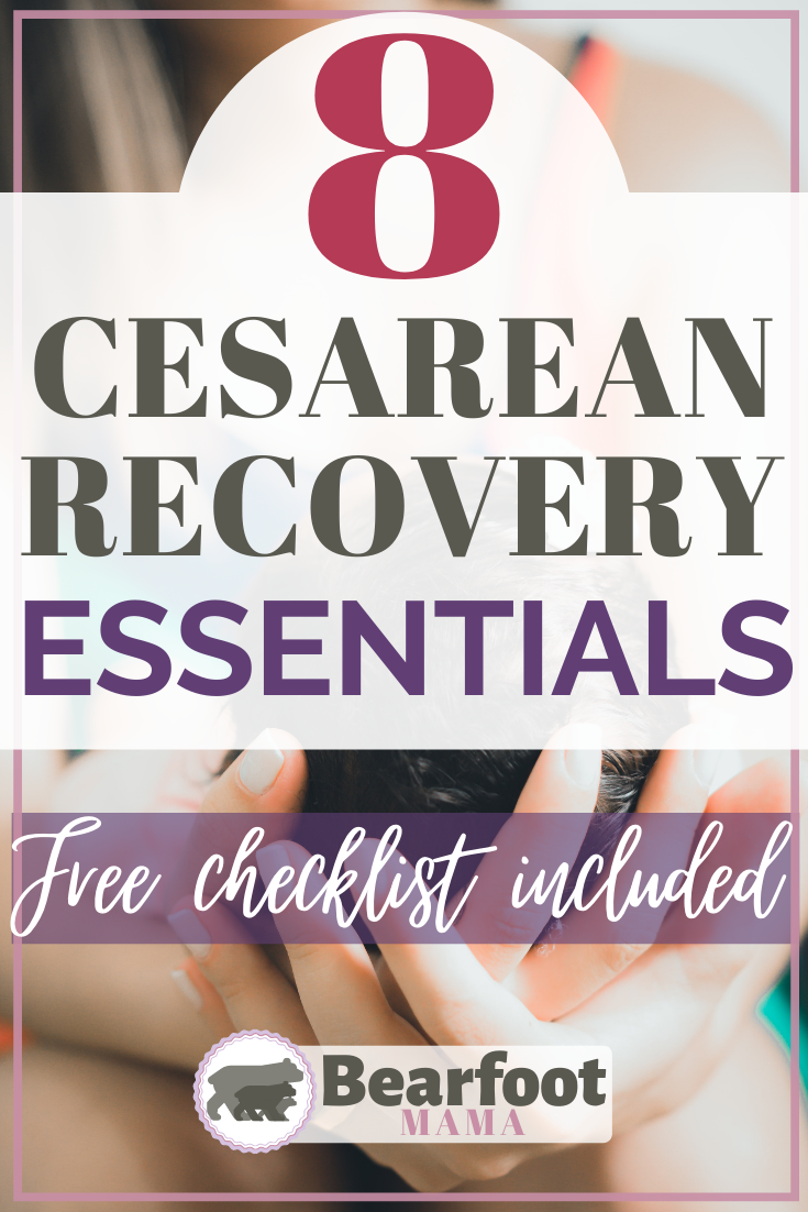 Postpartum recovery after a c-section is rough. Here are my top tips for a smoother recovery during the days and weeks after a Caesarean birth. Make sure to download your free checklist!