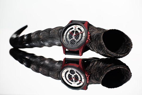 SERIE 00 - Prototype - Timekeeper Chronometrie Germany GmbH - Special Watches Made In Germany - timekeeper.de