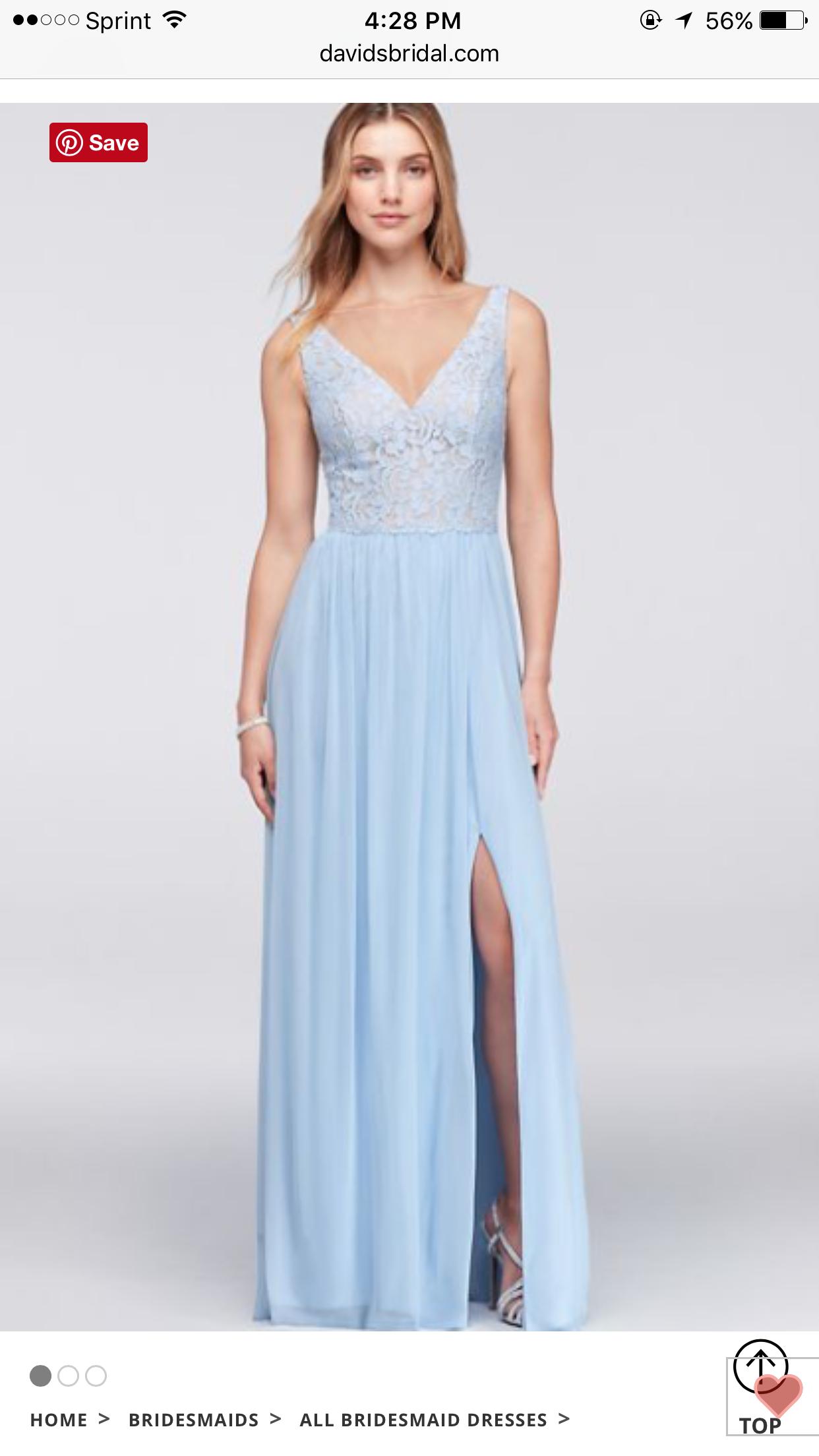 d4037d0a402 Long Satin Tank Ball Gown Bridesmaid Dress Style F15741 - Data ...