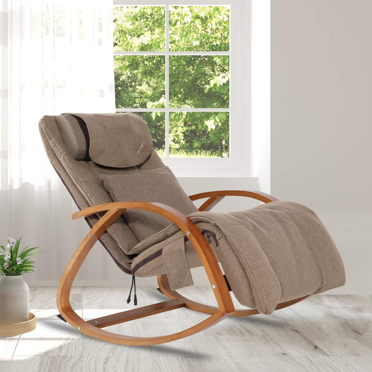 Best 3d recliner massage chair with cushion for full body
