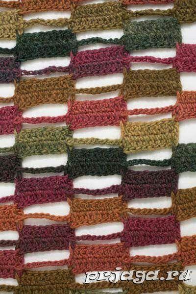 Obdĺžnikový šál
