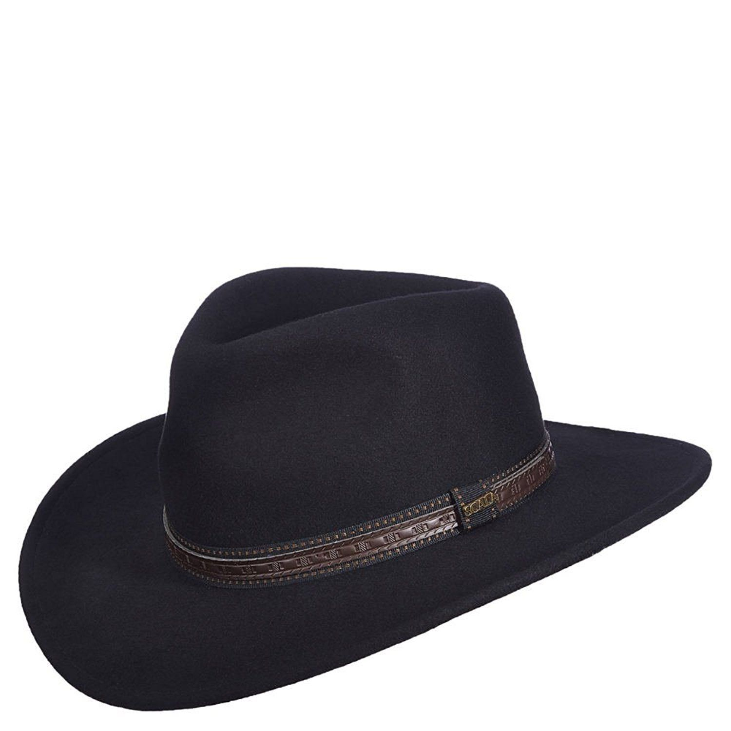 Dantiya Men Unisex Straw Cowboy Hat