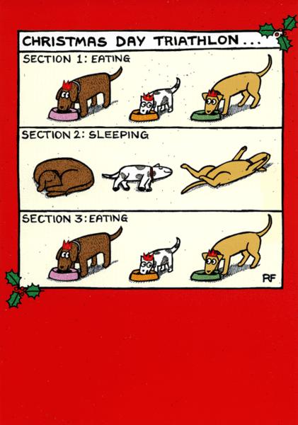 Christmas Day Triathlon