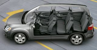 Best Highway Fuel Efficiency Of Any 7 Seater And Loads Of Space