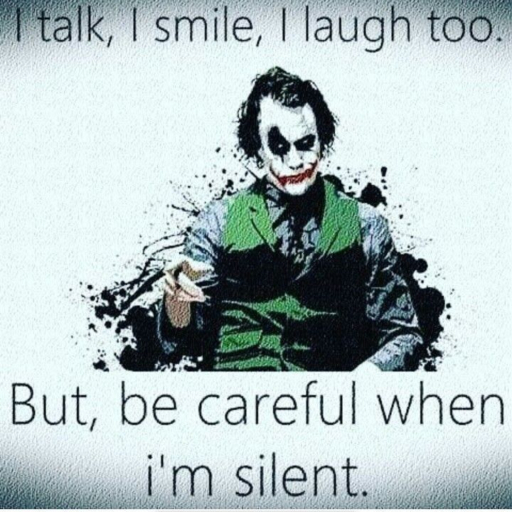 Pin By Missy Jorgensen On Thoughts Joker Love Quotes