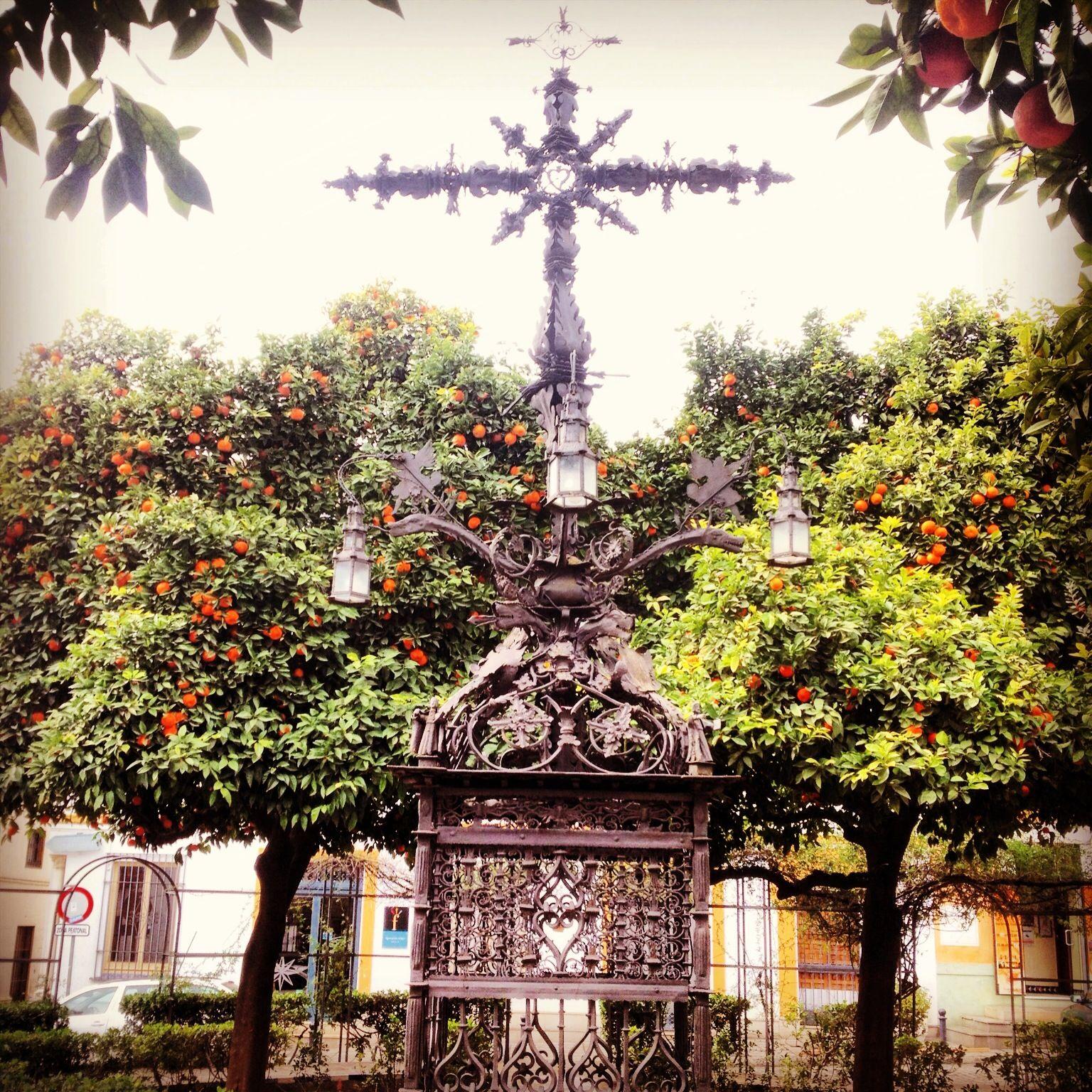 Plaza de Santa Cruz - Sevilla