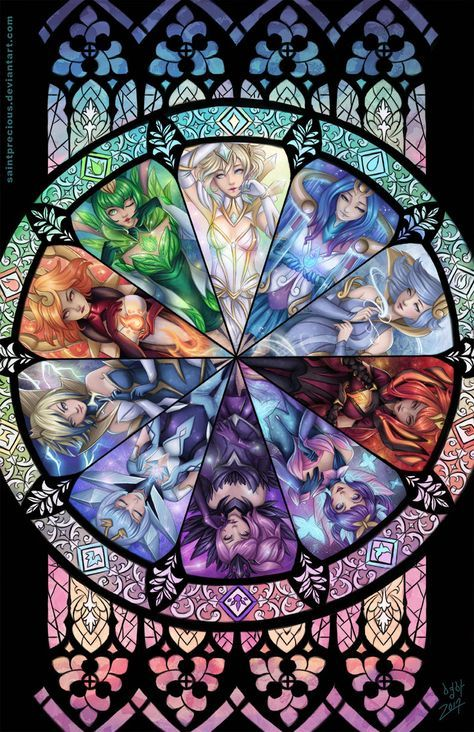 Best elementalist lux form also aksuy  eye rh
