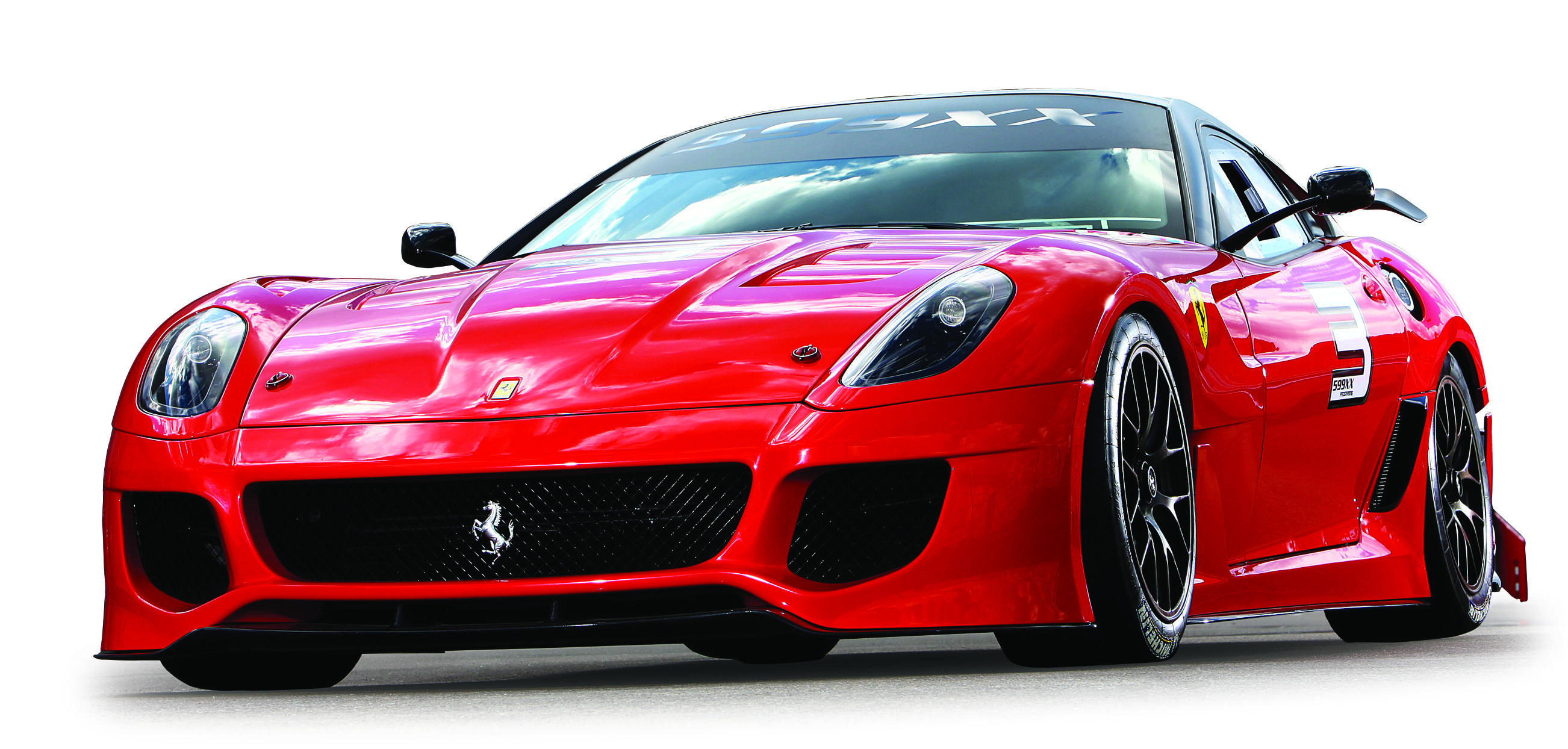 2009 Ferrari 599XX Cool sports cars, Bugatti cars