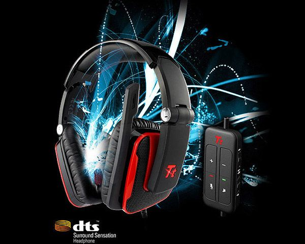 Thermaltake eSPORTS Headset Shock One DTS