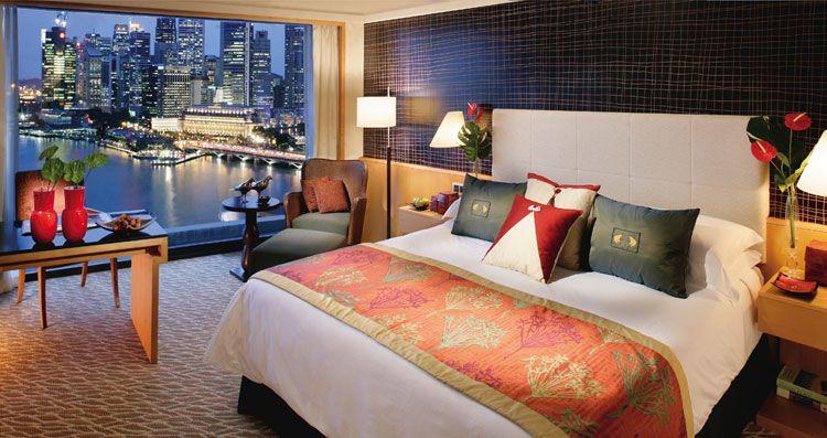 My Second Favorite Hotel In Singapore Mandarin Oriental Is