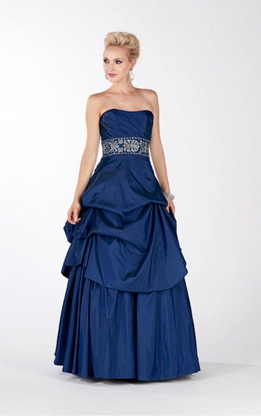 Charming A-line Floor-length Sweetheart Taffeta Dress
