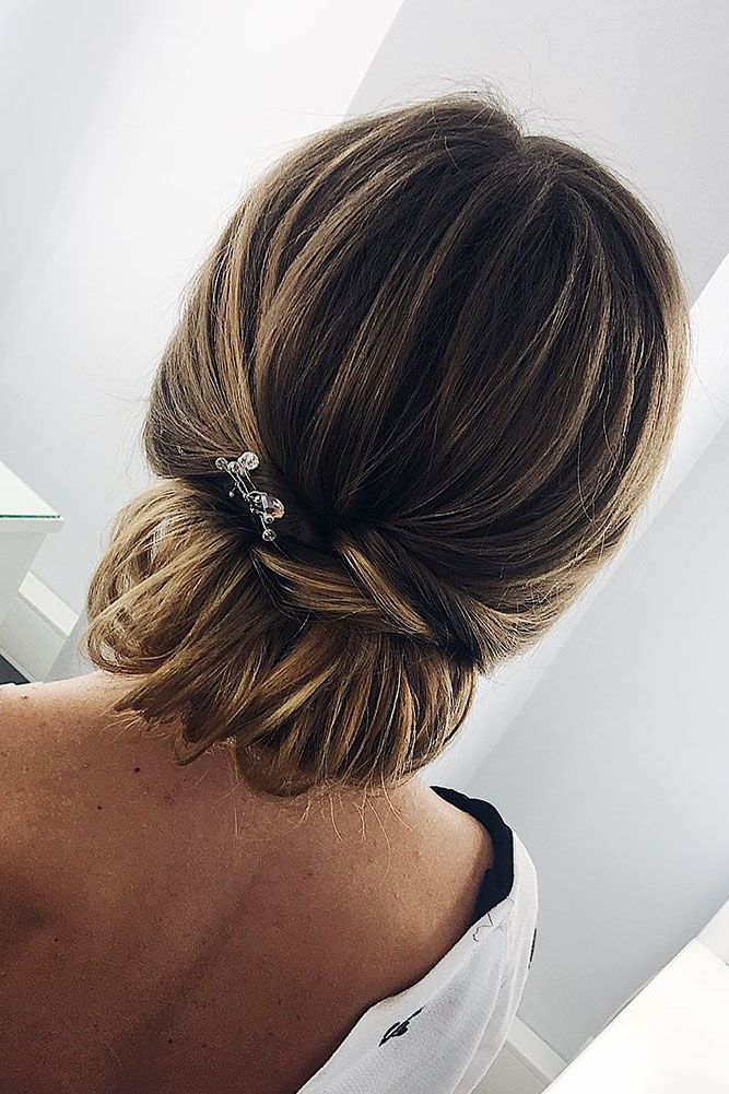 48 Perfect Bridesmaid Hairstyles Ideas   Hair styles ...