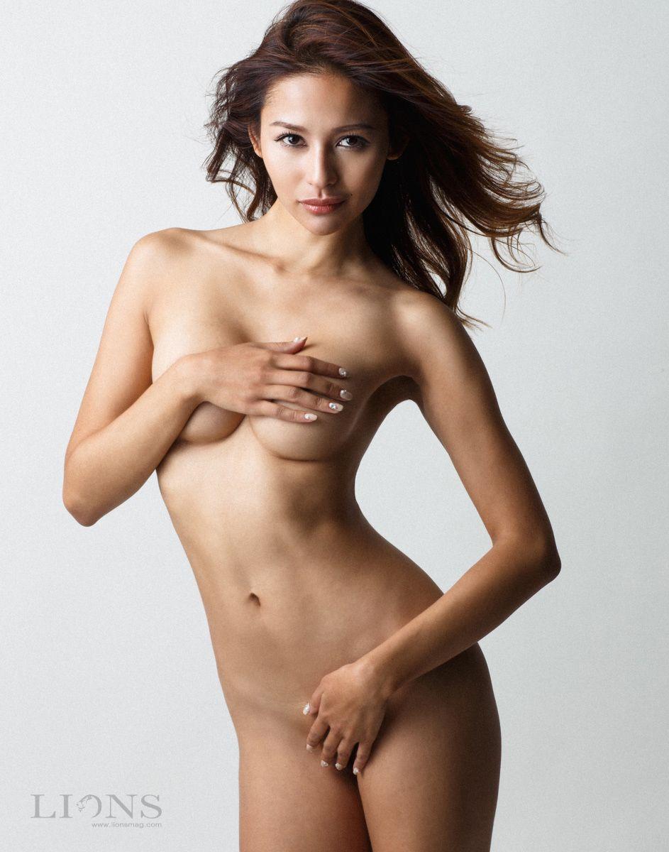 models nude April mag girls