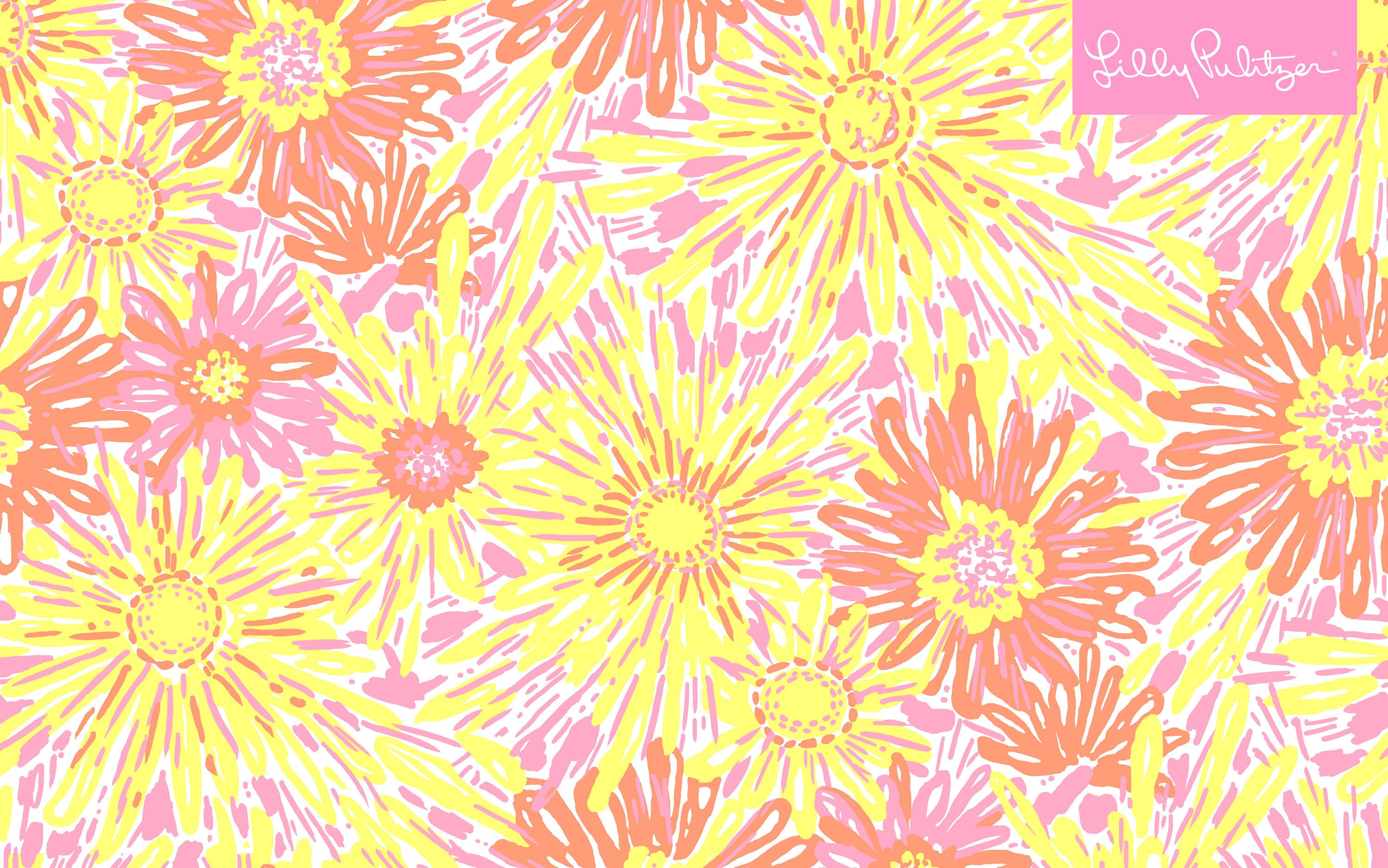 Sunkissed Wallpaper Jpg 3000 1876 Lilly Pulitzer Prints Wallpaper Pretty Wallpapers
