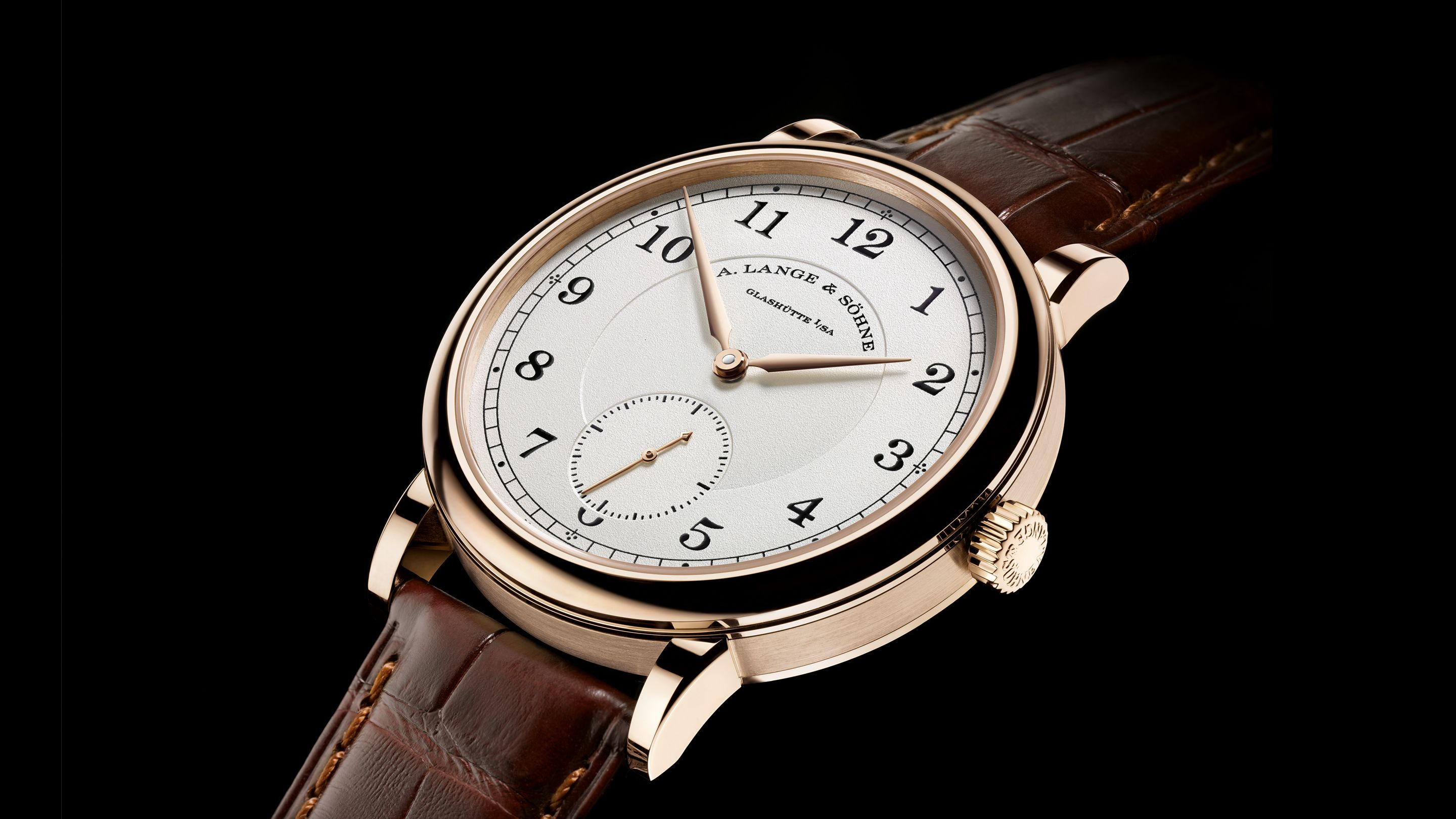 Introducing The A Lange Sohne 1815 Anniversary Of F A Lange In Honey Gold