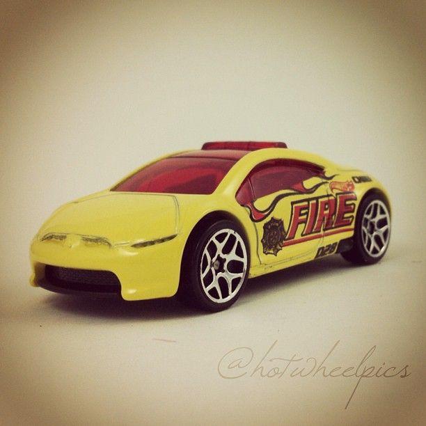 018 Mitsubishi Eclipse Concept Car 2013 Hot Wheels Hw City