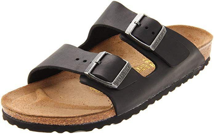 timeless design b4d30 6e954 Amazon.com   Birkenstock Arizona Unisex Leather Sandal ...