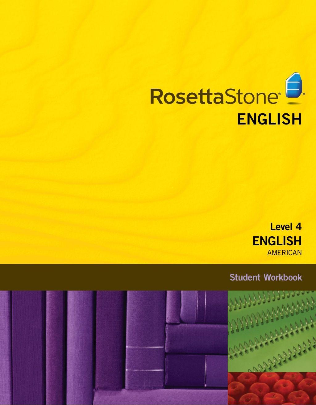 English American Level 4 Student Workbook By Juan