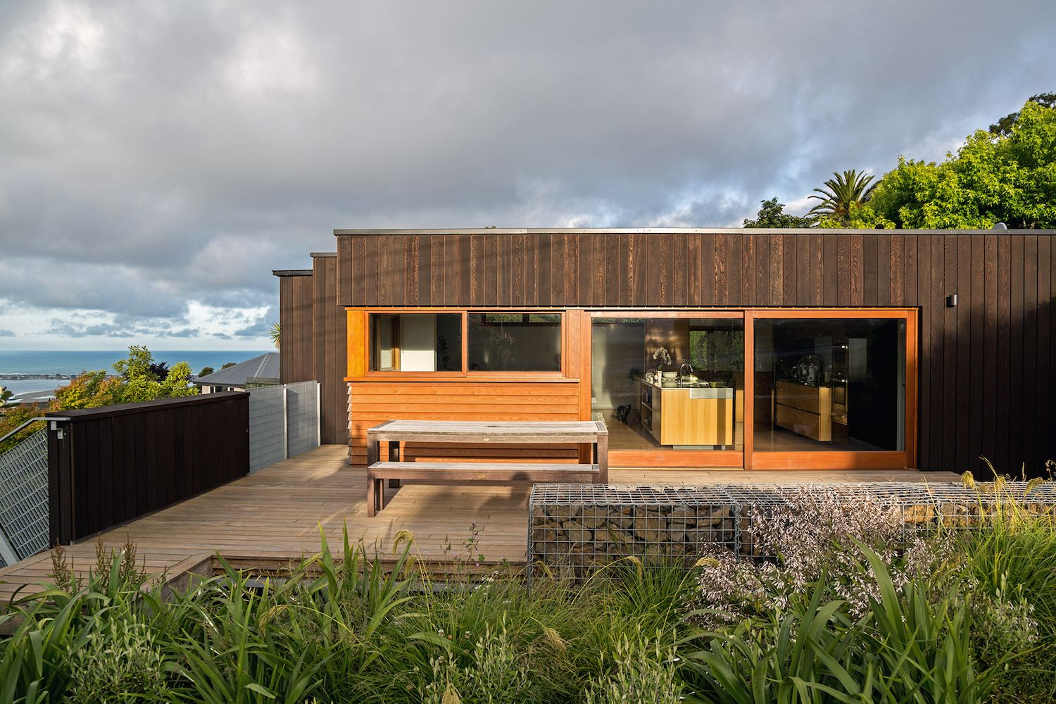 Architects House Surrounded By Untouched Nature