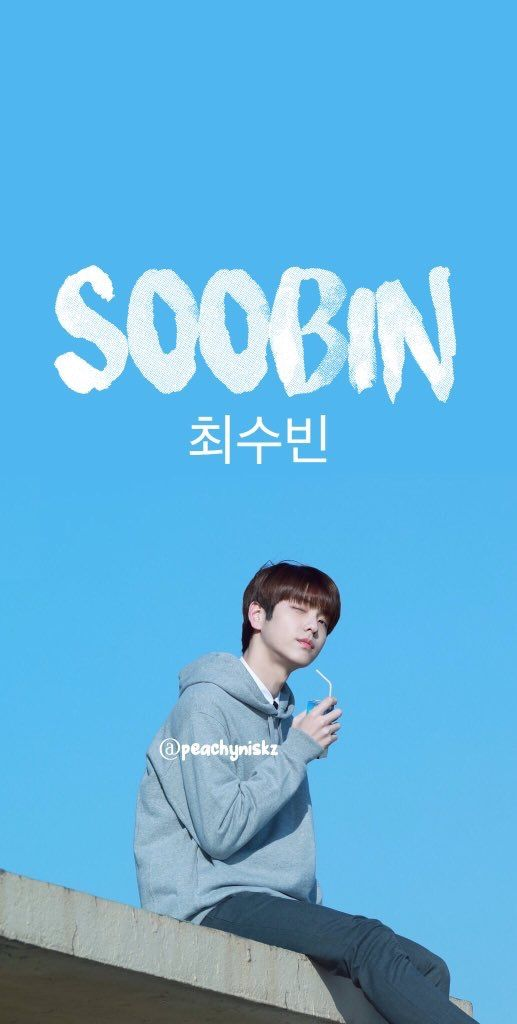 Soobin Wallpaper Choi Soobin Wallpaper Txt Wallpaper Bighit Wallpaper Lucu Suami Masa Depan Fotografi