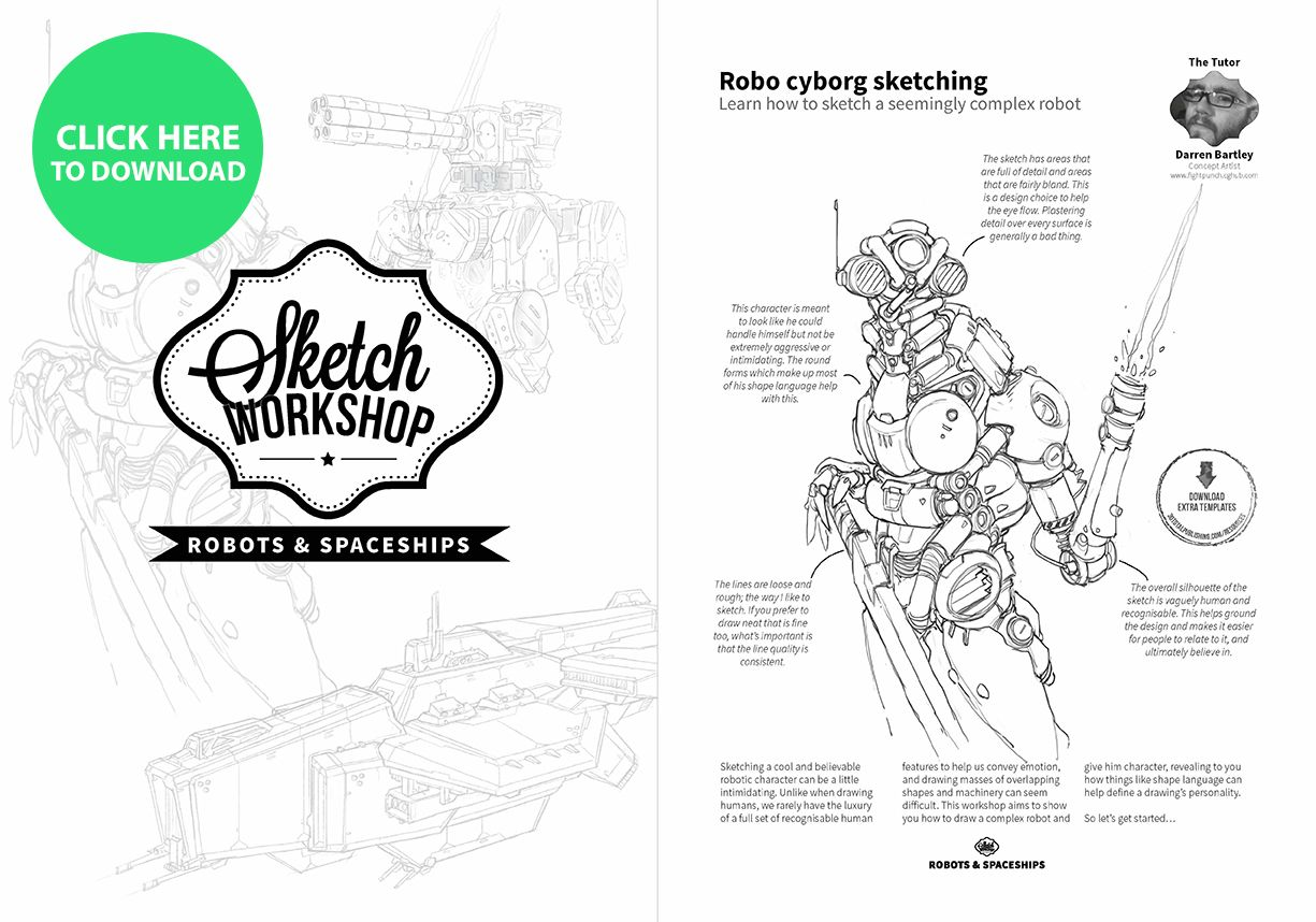 Try Sketch Workshops For Free