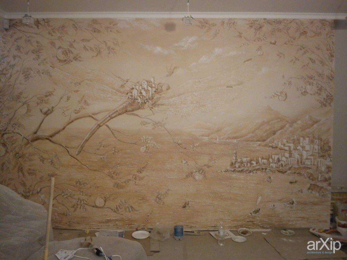 Стрекоза: интерьер, живопись, квартира, дом, гостиная, минимализм, 10 - 20 м2, сюрреализм, пейзаж, акрил #interiordesign #visualarts #apartment #house #livingroom #lounge #drawingroom #parlor #salon #keepingroom #sittingroom #receptionroom #parlour #minimalism #10_20m2 #surrealism #landscape #acrylic arXip.com