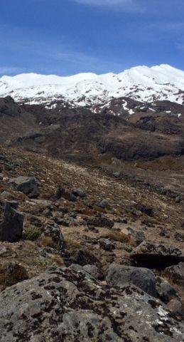 Tongariro National Park - Wanderung mit sidetracks.de