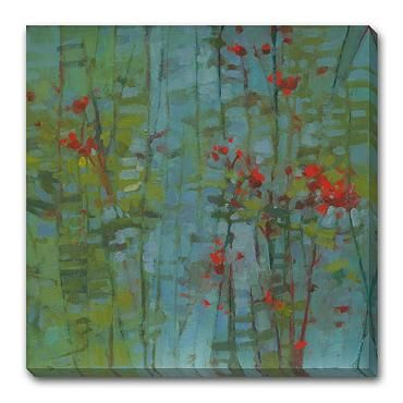 Spring Meadow Wall Art II