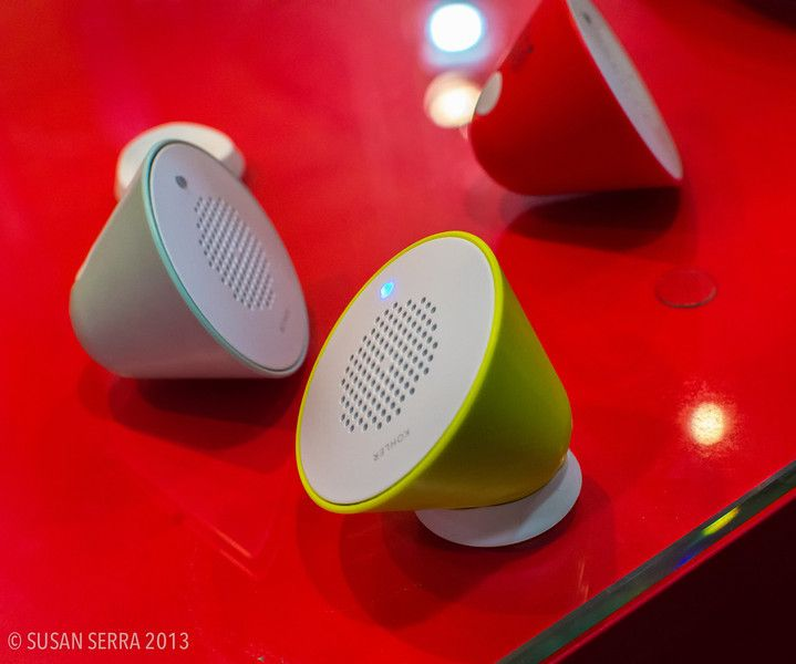 Great Gifts for Tweens & Stocking Stuffer Ideas -- Moxie now in 3 exciting colors! #GlobalDesign Kohler Moxie Bluetooth showerhead