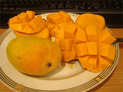 mangos every day