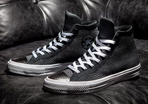 After Nike bought Converse a few years ago, no shoe has benefited more than Chuck Taylor All-Star. Taking advantage of Nike's technology, first the iconic sneaker got upgraded with Lunarlon cushioning, and now comes the next chapter of Chuck innovation: … Continue reading →