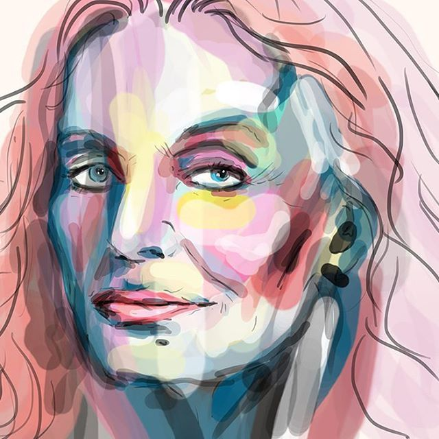 The inspirational @dvf #dianevonfurstenberg #inspirationalwomen #art #style #fashiondesigner