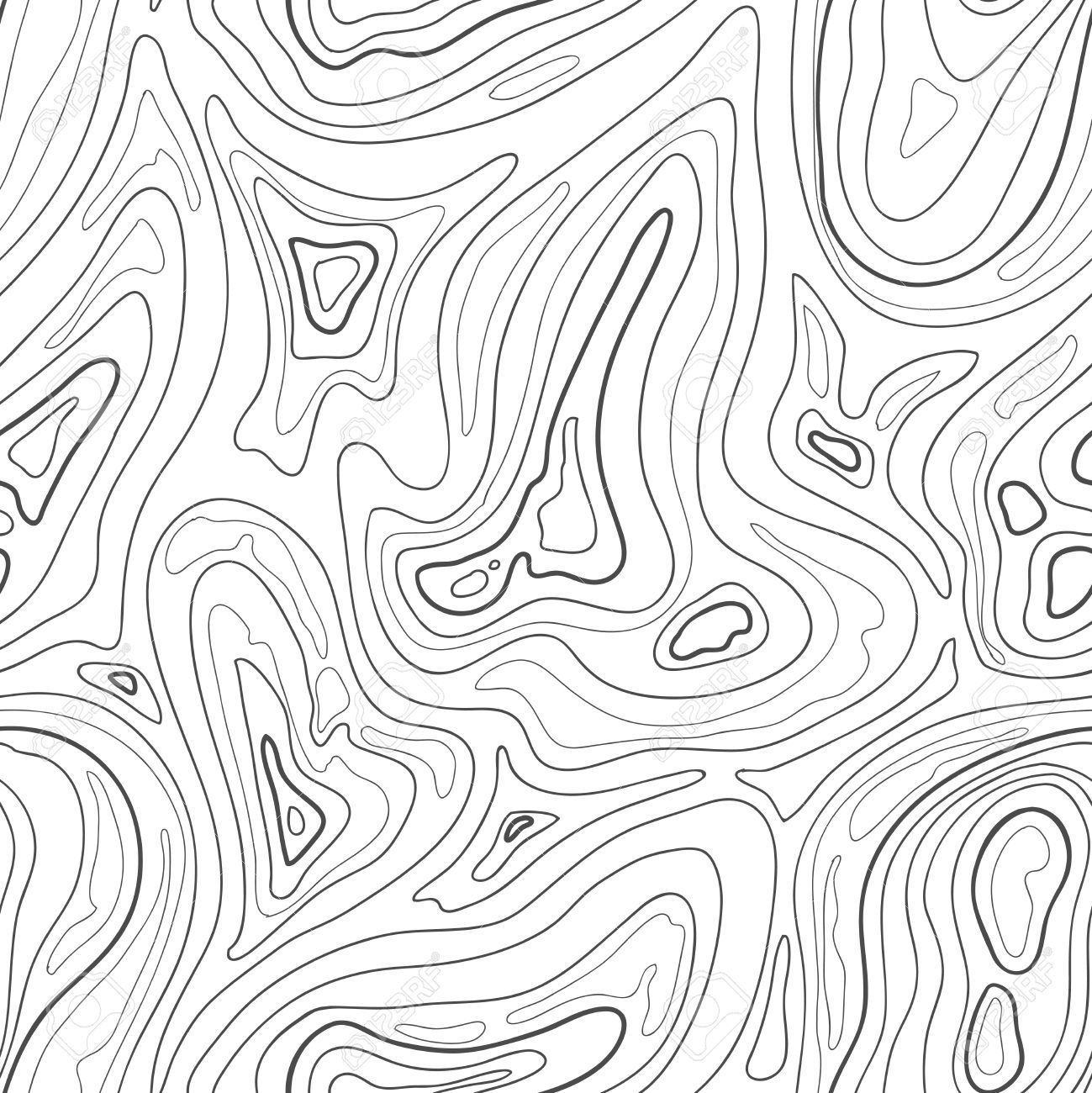 Image result for topographic map pattern Map background
