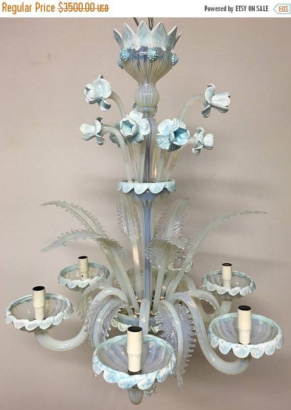 Sale Murano Chandelier Vintage Chandelier Crystal Chandelier - Vintage chandelier crystals for sale