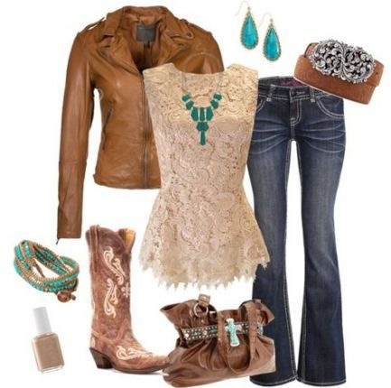 Boots western outfit jean jackets 19+ new ideas #westernoutfits
