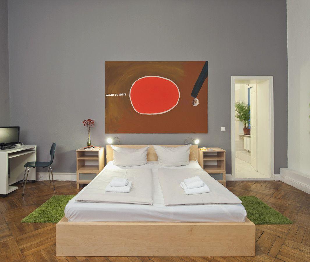 Rooms Prices Pension Peters Das Andere Hotel In Berlin Charlottenburg Berlin