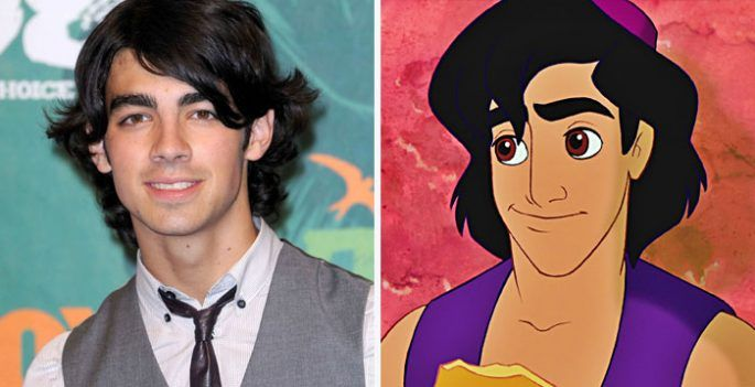 24 Real Life People Who Look Identical To Disney Characters 22