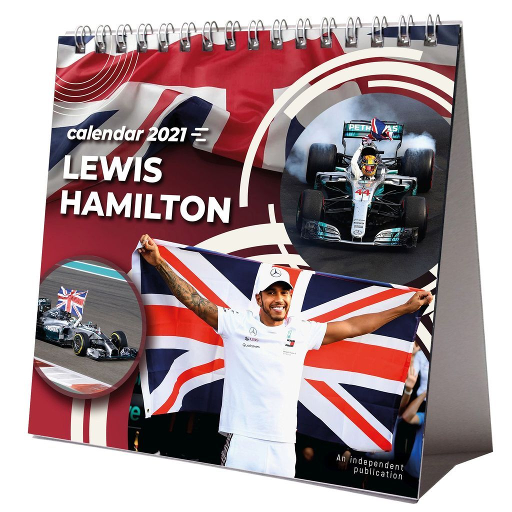Lewis Hamilton 2021 Desktop Calendar New In 2020 Desktop Calendar Lewis Hamilton Lewis