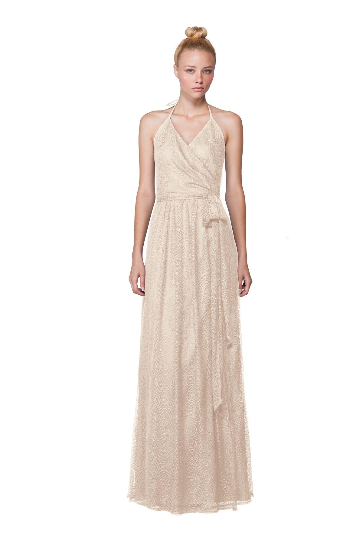 Joanna august dc dress long lace bridesmaid dress in champagne joanna august dc dress long lace bridesmaid dress in champagne full length ombrellifo Choice Image