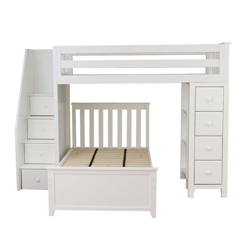 One Room Challenge The Gray Bunk Beds Are In House Updated Bunk Beds For Boys Room Kid Beds Grey Bunk Beds