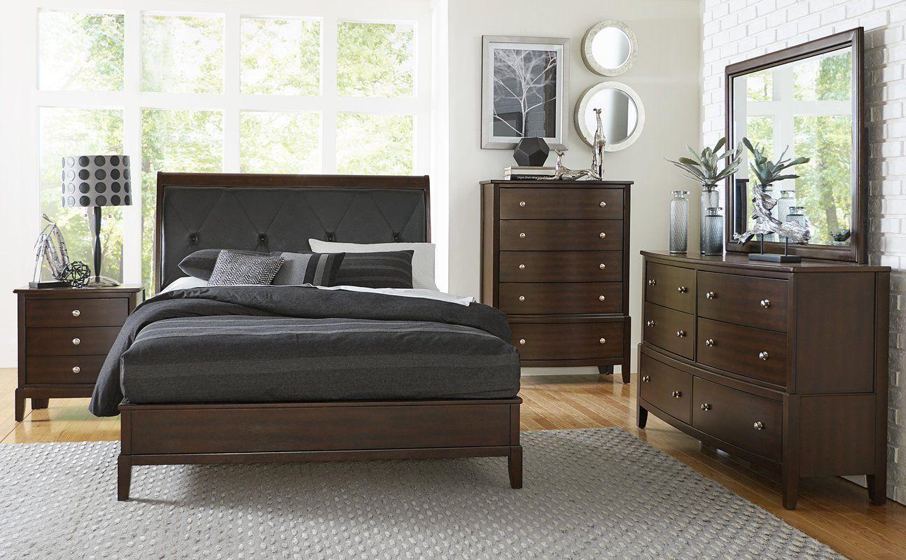 Jeffries Standard Configurable Bedroom Set Bedroom Sets Queen Country Bedroom Furniture Cherry Bedroom Furniture
