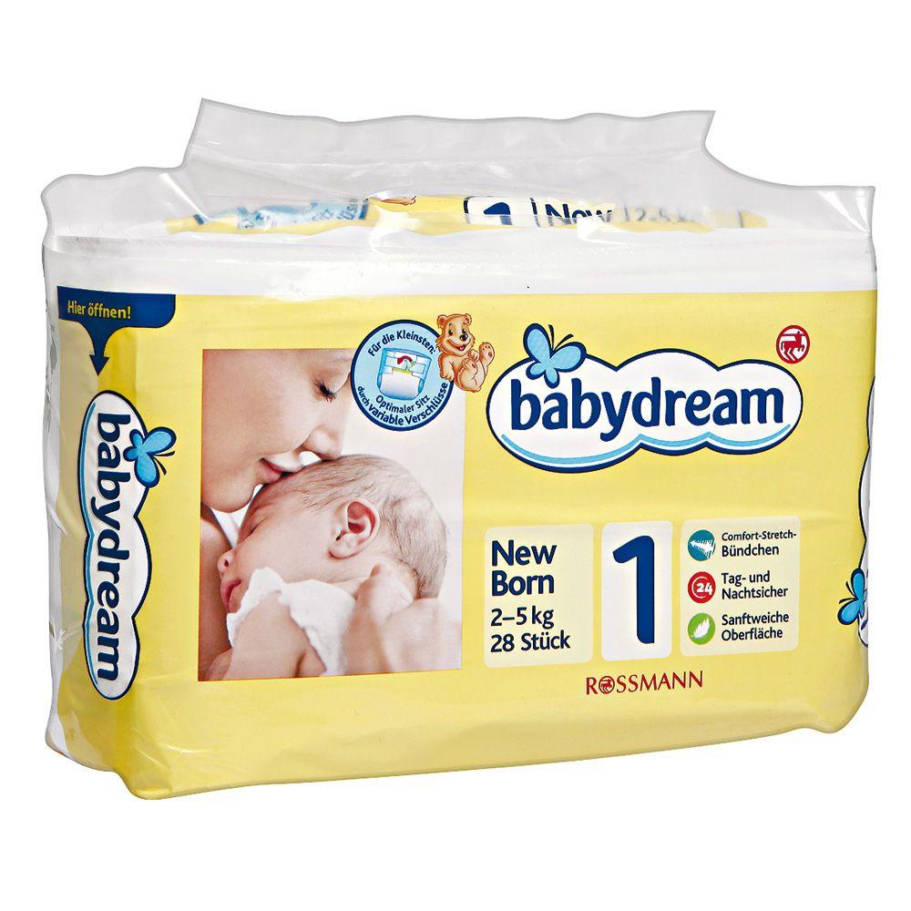 babydream Windeln New Born - Rossmann