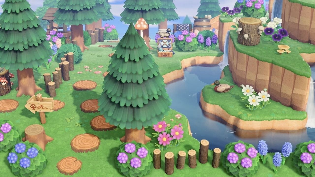 A Forest Life Animal Crossing 3ds Animal Crossing Animal Crossing Villagers