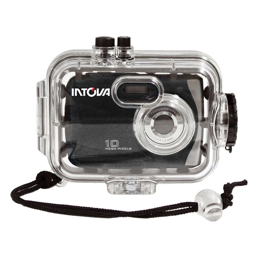 Intova Digital Sports Camera 10 MP Water Proof to 140